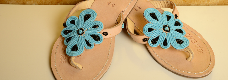 Kipepeo-Schuhe